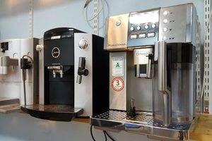 Отремонтированные кофемашины